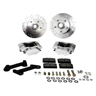 SSBC® - Competition Street Brake Conversion Kit