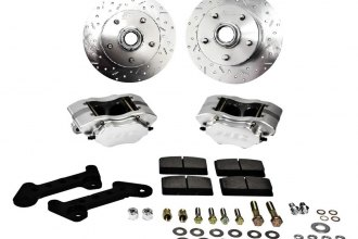 SSBC® - Front Competition Series Disc Brake Conversion Kit