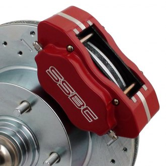 SSBC® - Competition Race Front Brake Conversion Kit