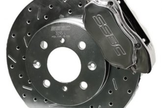 SSBC® - Rear Competition Series Disc Brake Conversion Kit