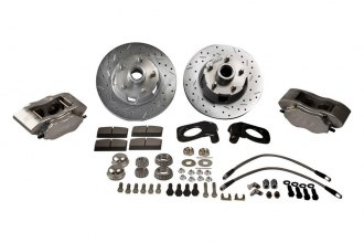 SSBC® - Competition Series Disc Brake Conversion Kit