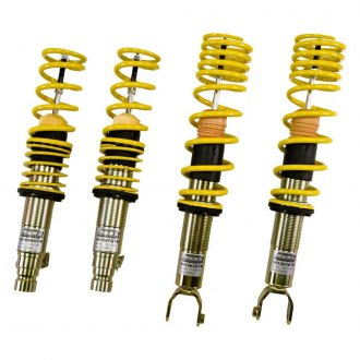 "ST Suspensions® - 1.2""-2.8"" x 1.2""-2.8"" ST X Front and Rear Lowering Coilover Kit"