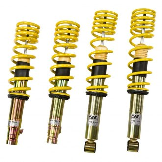 "ST Suspensions® - 1.2""-2.8"" x 1.2""-2"" ST X Front and Rear Lowering Coilover Kit"
