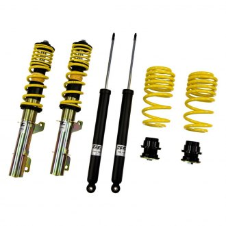 "ST Suspensions® - 1.2""-2"" x 1.2""-2"" ST X Front and Rear Lowering Coilover Kit"