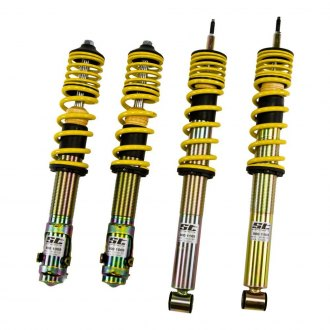 "ST Suspensions® - 1.6""-2.8"" x 1.6""-2.8"" ST X Front and Rear Lowering Coilover Kit"