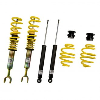 "ST Suspensions® - 1.2""-2.8"" x 1.6""-2.8"" ST X Front and Rear Lowering Coilover Kit"