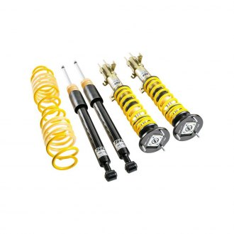 "ST Suspensions® - 0.6""-2"" x 0.6""-2"" ST XTA Front and Rear Lowering Coilover Kit"