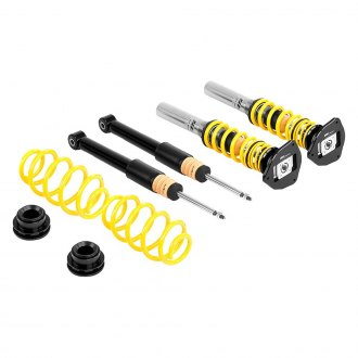 "ST Suspensions® - 1""-2.1"" x 1""-1.8"" ST XTA Front and Rear Lowering Coilover Kit"