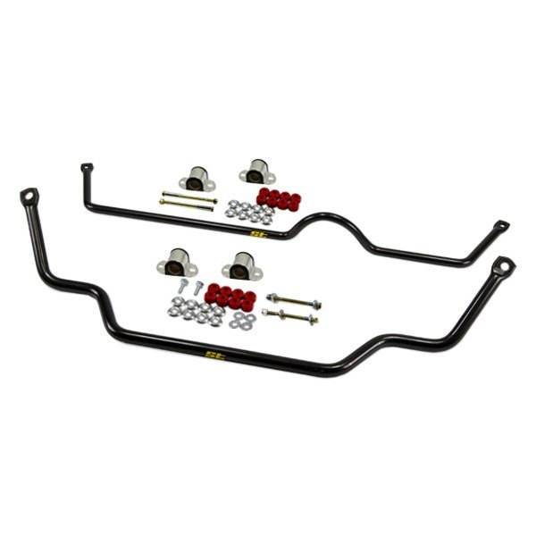 ST Suspensions® - Front and Rear Anti-Sway Bar Kit
