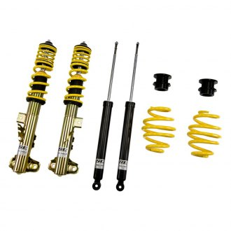ST Suspensions® - Front and Rear ST X Height Adjustable Lowering Coilover Kit