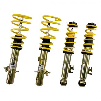 "ST Suspensions® - 0.8""-2"" x 0.8""-2"" ST X Front and Rear Lowering Coilover Kit"