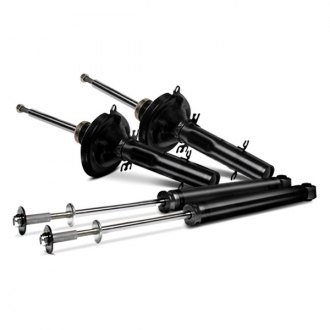 Image may not reflect your exact vehicle! ST Suspensions® - Sport Shock Kit