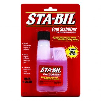 STA-BIL® - Twin-Neck Fuel Stabilizer Blister Card