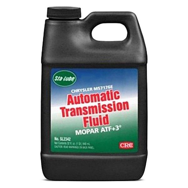 Mopar tranny fluid substitue