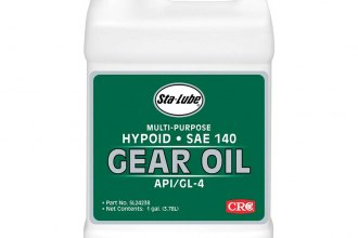 Sta-Lube® - SAE 140W API/GL-4™ Multi-Pupose Gear Oil