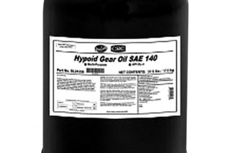 Sta-Lube® - SAE 140W API/GL-4™ Multi-Purpose Gear Oil, 5 gal
