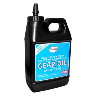 Sta-Lube® - SAE 85W-140 API/GL-5 Plus™ New Generation™ Heavy Duty Gear Oil 1 Quart