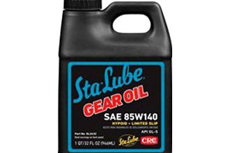 Sta-Lube® - SAE 85W-140 API/GL-5 Plus™ New Generation™ Heavy Duty Limited Slip Gear Oil