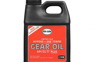 Sta-Lube® - SAE 75W-90 API/GL-5™ Heavy Duty Limited Slip Gear Oil
