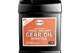 Sta-Lube® - SAE 75W-90 API/GL-5 Plus™ New Generation™ Limited Slip Gear Oil, 1 gal