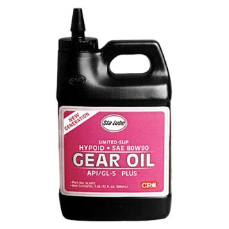Sta-Lube® - SAE 80W-90 API/GL-5 Plus™ New Generation™ Limited Slip Gear Oil