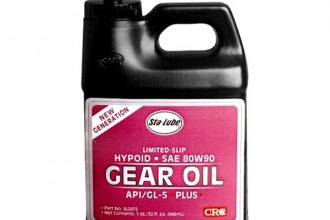 Sta-Lube® - API/GL-5 Plus™ New Generation™ Limited Slip Gear Oil