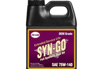 Sta-Lube® - SAE 75W-140 Syn-Go™ OEM Grade/Extended Interval Synthetic Gear Oil