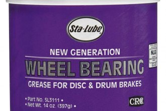 Sta-Lube® - New Generation™ Wheel Bearing Grease Lithium Can