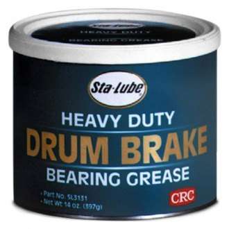 Sta-Lube® - Heavy Duty Drum Brake Wheel Bearing Grease Can 14 oz
