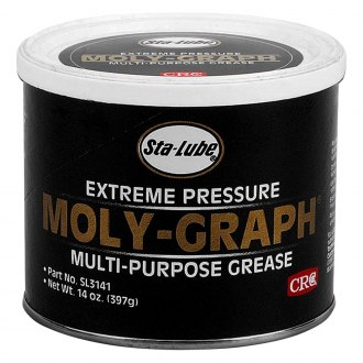 Sta-Lube® - Moly-Graph™ Extreme Pressure Multi-Purpose Lithium Grease