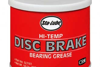 Sta-Lube® - Hi Temperature Disc Brake Wheel Bearing Grease Can