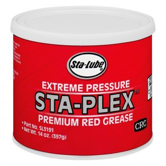 Sta-Lube® - Sta-Plex™ Extreme Pressure Premium Red Grease
