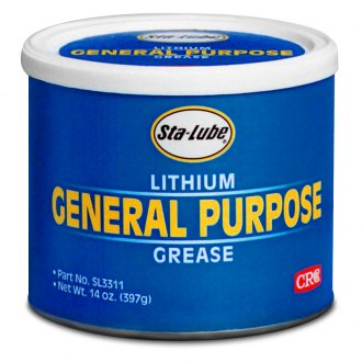 Sta-Lube® - General Purpose Lithium Grease Can 14 oz