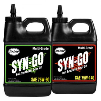 Sta-Lube® - Syn-Go™ Multi-Grade Synthetic Gear Oil