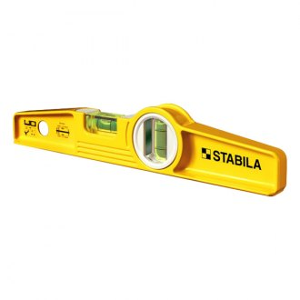 Stabila® - Type 81S™ Die-Cast Torpedo Level