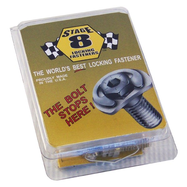 Stage 8® - Automatic Transmission Pan Fasteners