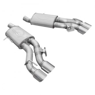 Stainless Works® - Axle-Back Exhaust System