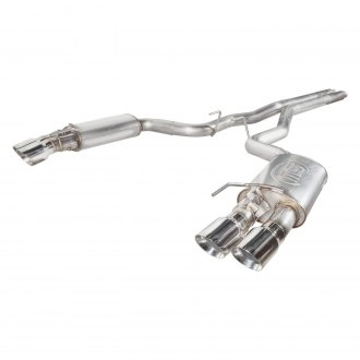 Stainless Works® - Redline Series™ Exhaust System