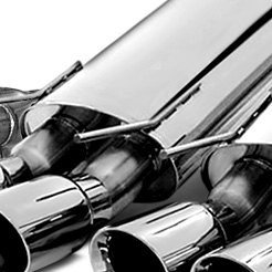 Stainless Works® - Performance Axle-Back Exhaust System