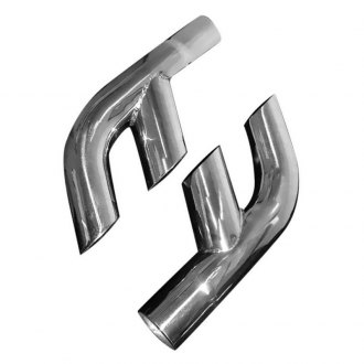 Stainless Works® - 304 SS  Factory Style Exhaust Tips