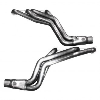 Stainless Works® - 304 SS Long Tube Exhaust Headers with Factory Connect