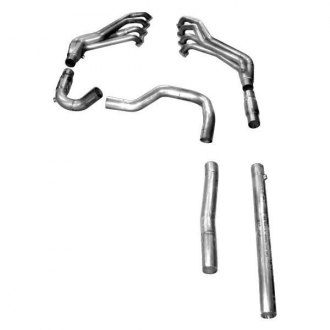 Stainless Works® - Stainless Steel Long Tube Off-Road Header Assembly