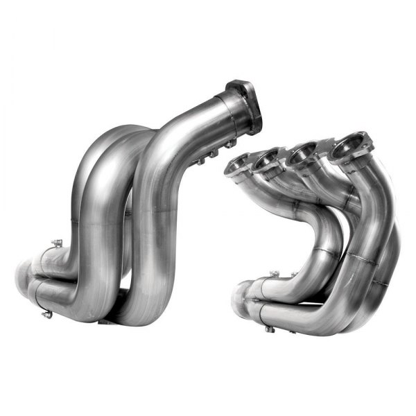 Stainless Works® - Dragster Downswept Standard Exhaust Headers