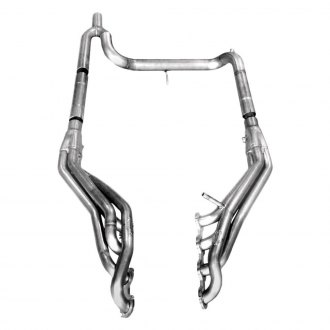 Stainless Works® - Long Tube Exhaust Header Assembly
