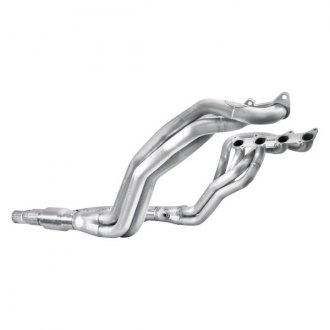 Stainless Works® - 304 SS Mill Long Tube Exhaust Header Assembly