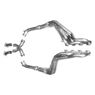 Stainless Works® - Long Tube Off-Road Header Assembly
