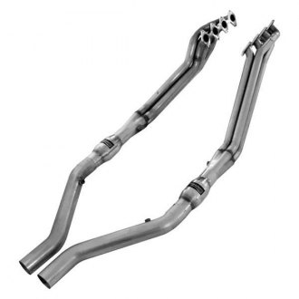 Stainless Works® - 304 SS Headers Off Road Assembly