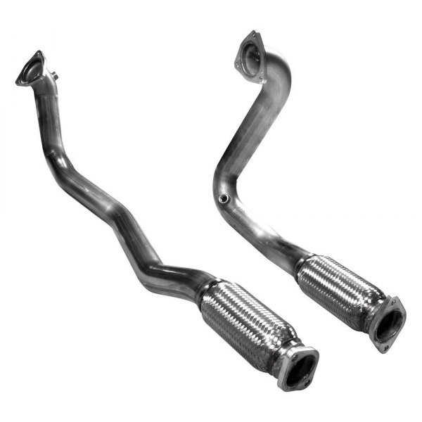 Stainless Works® - 304 SS Off-Road Downpipe