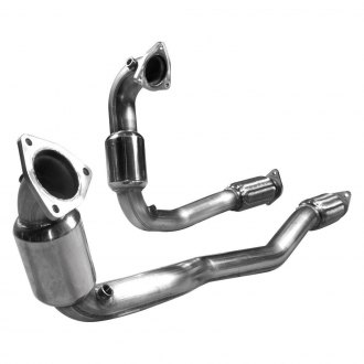 Stainless Works® - 304 SS Downpipe