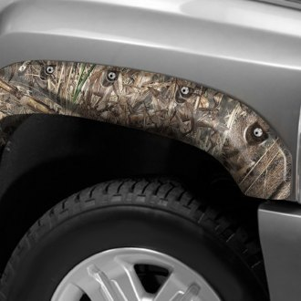 Stampede® - Ruff Riderz™ Front and Rear Fender Flares